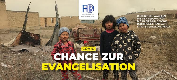 COVID - Chance zurEvangelisation
