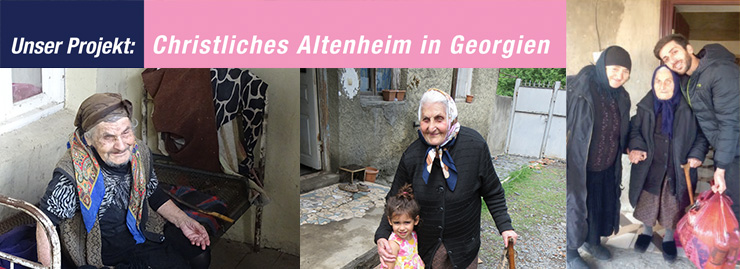 Altenheim Georgien