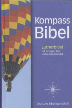 Kompass Bibel (Luther m. Ap. 1984)