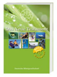 Das Neue Testament nach Martin Luther - wasserfest