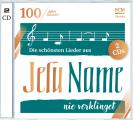 Die schönsten Lieder aus Jesu Name nie verklinget (100 Jahre Hänssler)
