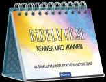 Bibelverse kennen und können - Aufstellbuch