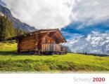 Schweizer Bildkalender 2020 - Deutsch