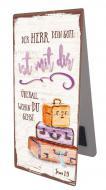 Magnetlesezeichen - Der Herr, dein Gott - Koffer