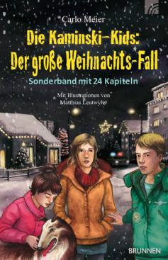 Die Kaminski-Kids: Der große Weihnachts-Fall