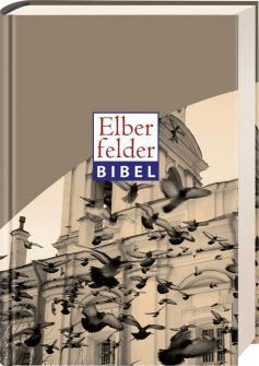 Elberfelder Bibel - Taschenausgabe Motiv Taubenflug