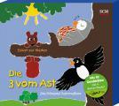 Die Drei vom Ast - Die Hörspiel-Sammelbox - MP3