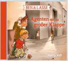 Ben & Lasse - Agenten mit zu großer Klappe. Hörbuch