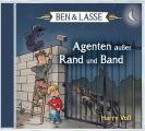 Ben & Lasse - Agenten außer Rand und Band. Hörbuch