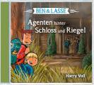 Ben & Lasse - Agenten hinter Schloss und Riegel. Hörbuch