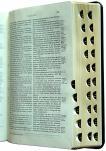 Schlachter 2000 - Taschenausgabe, Kalbsleder, flex.Einband, Goldschnitt, schwarz