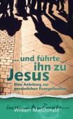 ... und führte ihn zu Jesus