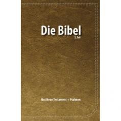Elberfelder Bibel - Das Neue Testament mit Psalmen