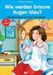 Wie werden braune Augen blau?