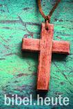 NeÜ Bibel.heute - Standard - Motiv Holzkreuz