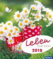 Leben für Dich 2018 - Deutsch Postkartenkalender