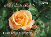Alles Liebe und Gute - Verteilheft