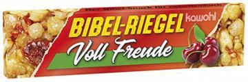 Bibel-Riegel: Voll Freude