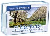 62 Bibel-Karten: Sprüche Salomos