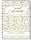 Memo Block A6: Du bist wundervoll (Gold-Edition)