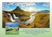 Postkarte: Der Segen Gottes bringe dich von Tag zu Tag
