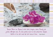 Postkarte: Unser Vater im Himmel
