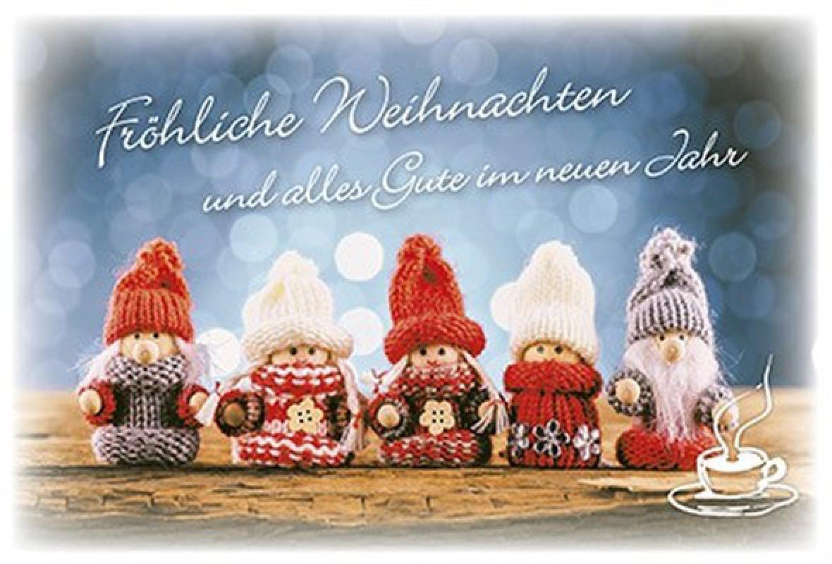 Alles Gute Zum Weihnachten.Coffee To Send Frohliche Weihnachten Und Alles Gute Im