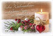 Coffee to send 'Frohe Weihnachten'