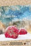 Schoki to send: Fröhliche Weihnachten