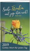 Jahreslosung 2019 - Gottes Wort für jeden Tag