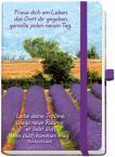 Notizbuch maxi - Freue dich am Leben
