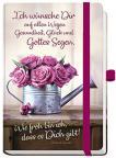Notizbuch maxi - Ich wünsche Dir auf allen Wegen