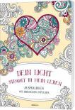 Dein Licht strahlt in mein Leben - Ausmalbuch