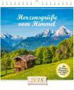 Herzensgrüße vom Himmel 2018 - Postkartenkalender