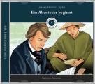 Ein Abenteuer beginnt (4) - MP3-Hörbuch
