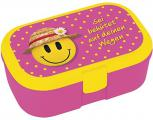 Lunchbox Sei behütet - Pink