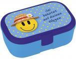 Lunchbox Sei behütet - Blau