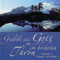 Gelobt sei Gott im höchsten Thron