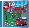 Flo - das kleine Feuerwehrauto: Aufregung auf dem Fußballplatz