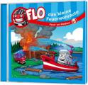 Flo - das kleine Feuerwehrauto: Feuer am Waldsee