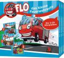 Flo, das kleine Feuerwehrauto - Die 3-CD Hörspielbox