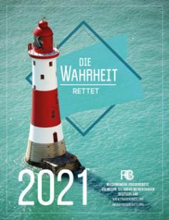 Kalender 2021 Die Wahrheit DEU