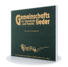 Gemeinschaftslieder (CD)